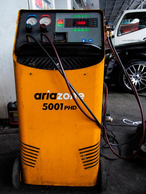 car aircon service
