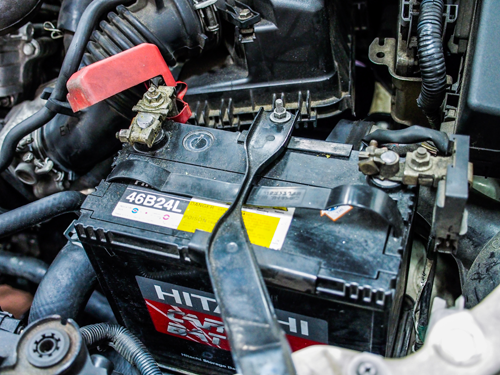 Emergency Car Battery Rescue Service