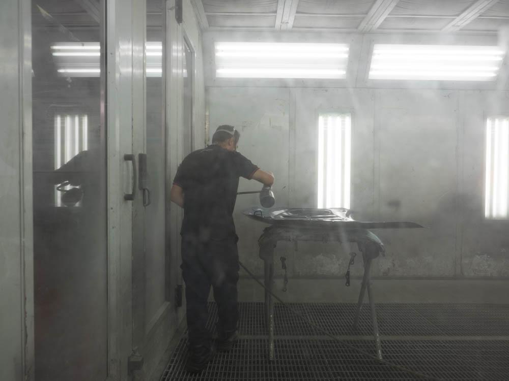 Car Spray Painting Service